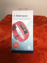 NEW Fitbit Ace 2 Activity Tracker For KIDS Smart Watch - Watermelon/Teal M2