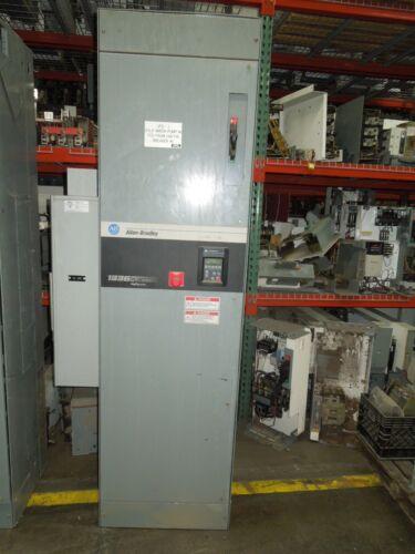 Allen Bradley 1336F-B125-AN-EN-L6 125HP 480V Variable/100hp Constant Torque VFD