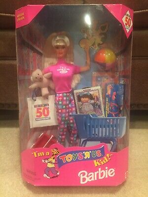 1997 Toys R Us Barbie