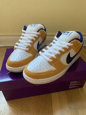 Brand New Nike SB Dunk Laser Orange Size UK 9