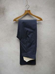 FISHTAIL-BACK-COTTON-DRILL-TROUSERS-in-NAVY-32in-42in