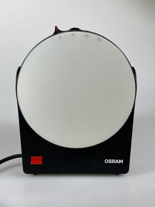 OSRAM DUKA 50 Universal (115 VOLT!!) Sodium Vapor Darkroom SafeLight