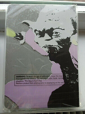 Star Wars Yoda Notebook