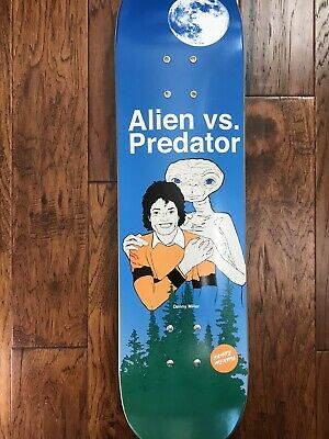 Skate Mental Alien Vs. Predator Skateboard Deck