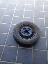 Spare tyre to suit trailer Hoxton Park Liverpool Area Preview