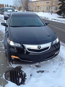 2013 Acura TL SH-AWD w/Elite 71000km One Owner $26000 OBO