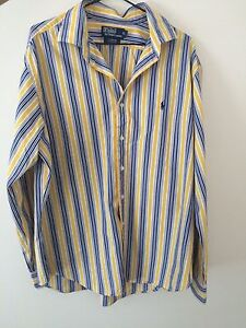 Two Polo by Ralph Lauren XL dress shirts Warner Pine Rivers Area Preview