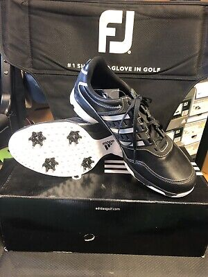 Adidas Golflite Traxion Golf Shoes UK 8.5 Wide