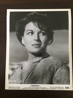 Vintage Large Photo Film Star Card Easy To Repair Collectibles Silvana Mangano