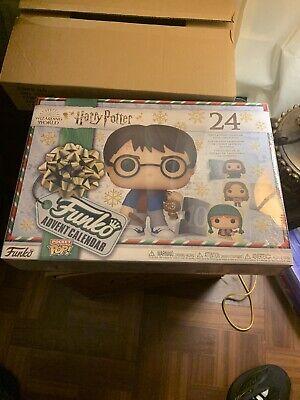 Harry Potter 2020 Edition Pocket Pop! Advent Calendar SEALED ITEM in HAND New!