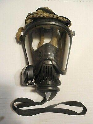 Msa Scba Ultra Elite All Sizes Full Face Mask Respirator Firehawk Nightfighter