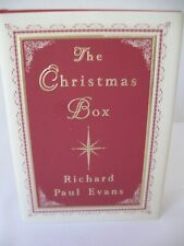 Richard Paul Evans THE CHRISTMAS BOX Hardcover 1993   eBay