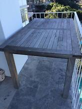 Outdoor Table - Teak (155cm x 90cm) Darling Point Eastern Suburbs Preview