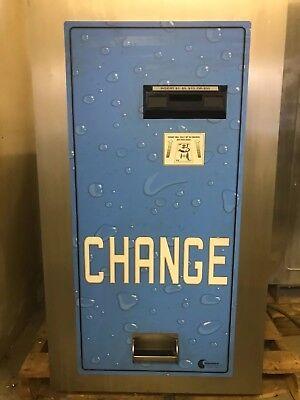 Standard Bill Changer Sc21-rl Coin Laundry Car Wash