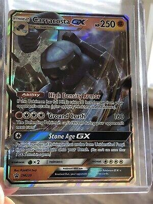 Pokemon Carracosta GX SM239 Promo (Pack Fresh)