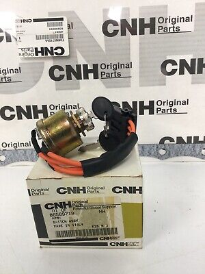 New Holland Switch Assy. New Part 86569718 Old Part 86521842. New In Box.