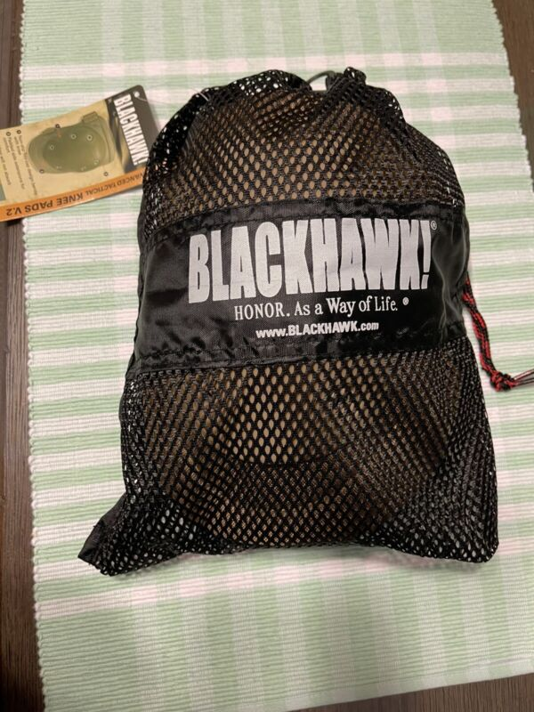 BLACKHAWK Tacticlal Knee Pads V.2
