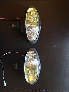 Honda VTX 1800 fog lights