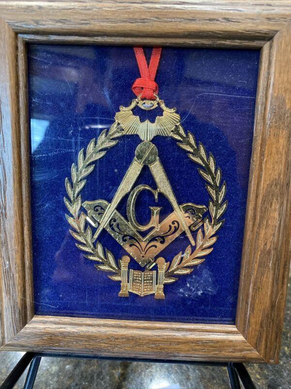 George Washington Masonic National Memorial and Historic Mount Vernon Ornament