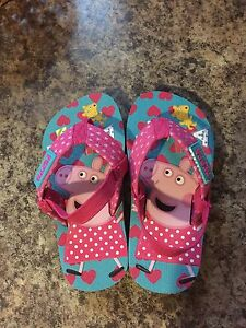Peppa Pig Sandals Size 5