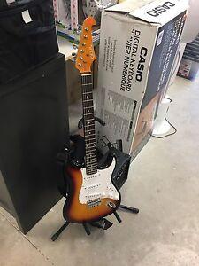 Gwl washburn electric guitar kit
