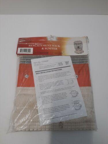 MAW Kerosene Heater Wick+Igniter DuraHeat CV2300 DH2300-2300