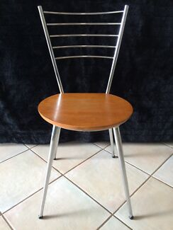 4 x Dining Chairs, Cafe Style Brisbane City Brisbane North West Preview