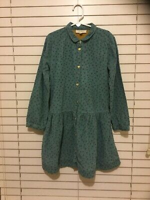 Soft Gallery corduroy Girls dress size 10 Yrs