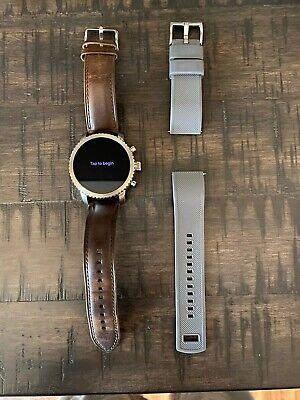 Men's Fossil Q Explorist Generation 3 Smartwatch
