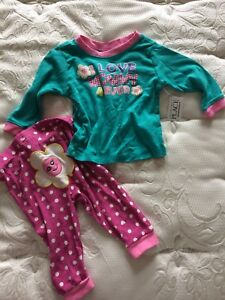 Baby pjs.  New with tags