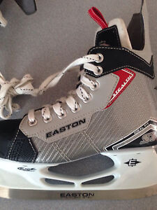 Easton skates size 3
