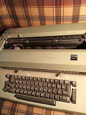 Ibm 1972 Selectric Ii Typewriter Cord Needs To Be Replaced