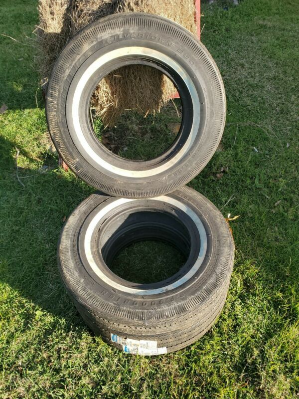 BF Goodrich Tires 660 Silvertown New Old Stock