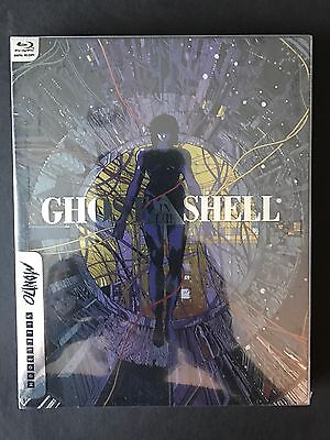 Ghost In The Shell  Blu Ray Disc  2017  Includes Digital Copy Ultraviolet