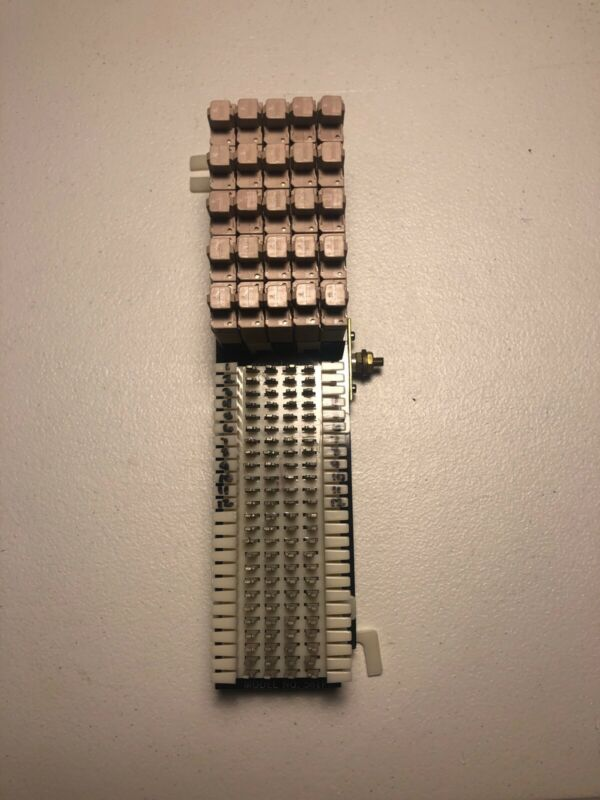 Porta Systems signal circuit protector Model No. 581P2