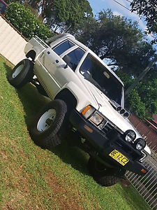 Hilux 4wd v8 lifted engineered $7000 or swap Liverpool Liverpool Area Preview