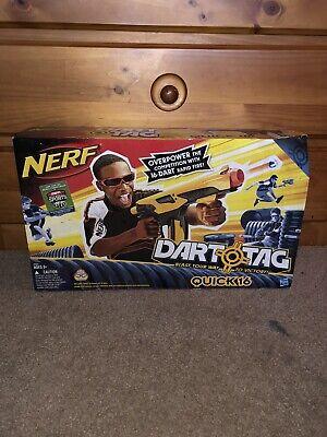 NEW Nerf Dart Tag | 1G Quick 16 Dart Blaster Gun