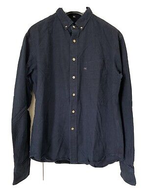 45r Japan Indigo Oxford Shirt Kapital Sz 5