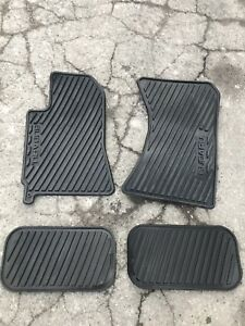 Subaru Forester Mats, Great Condition