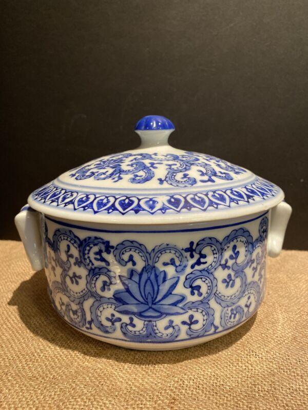 Blue And White Baking/Casserole Dish