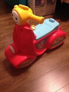 Fisher Price Ride On Scooter
