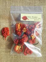 Carolina Reaper. Peperoncino Essiccato. 10 Gr. -  - ebay.it