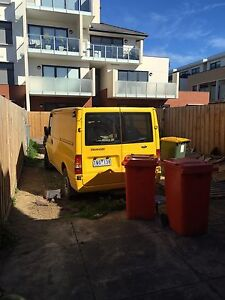van for hire Glen Huntly Glen Eira Area Preview