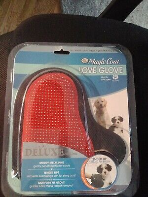 Magic Coat Deluxe Love Glove with Tender Tips By One Size Fits All Hands New Magic Coat Glove