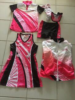 Pink Magic Netball Uniform