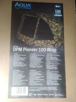 Aqua Products Pioneer 100 DPM Wrap Carp Fishing Tackle Free Postage P+P New