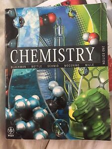Chemistry 2nd Edition, Blackman Bottle Schmid Mocerino Wille Floreat Cambridge Area Preview