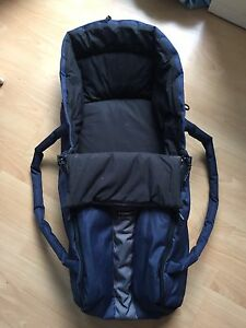 EUC Phil & Teds cocoon carrycot.