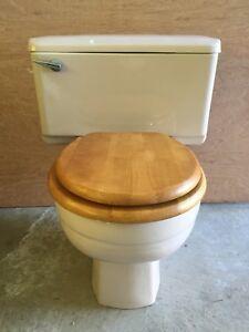 Vintage toilet - used