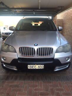 2009 BMW X5 35d automatic